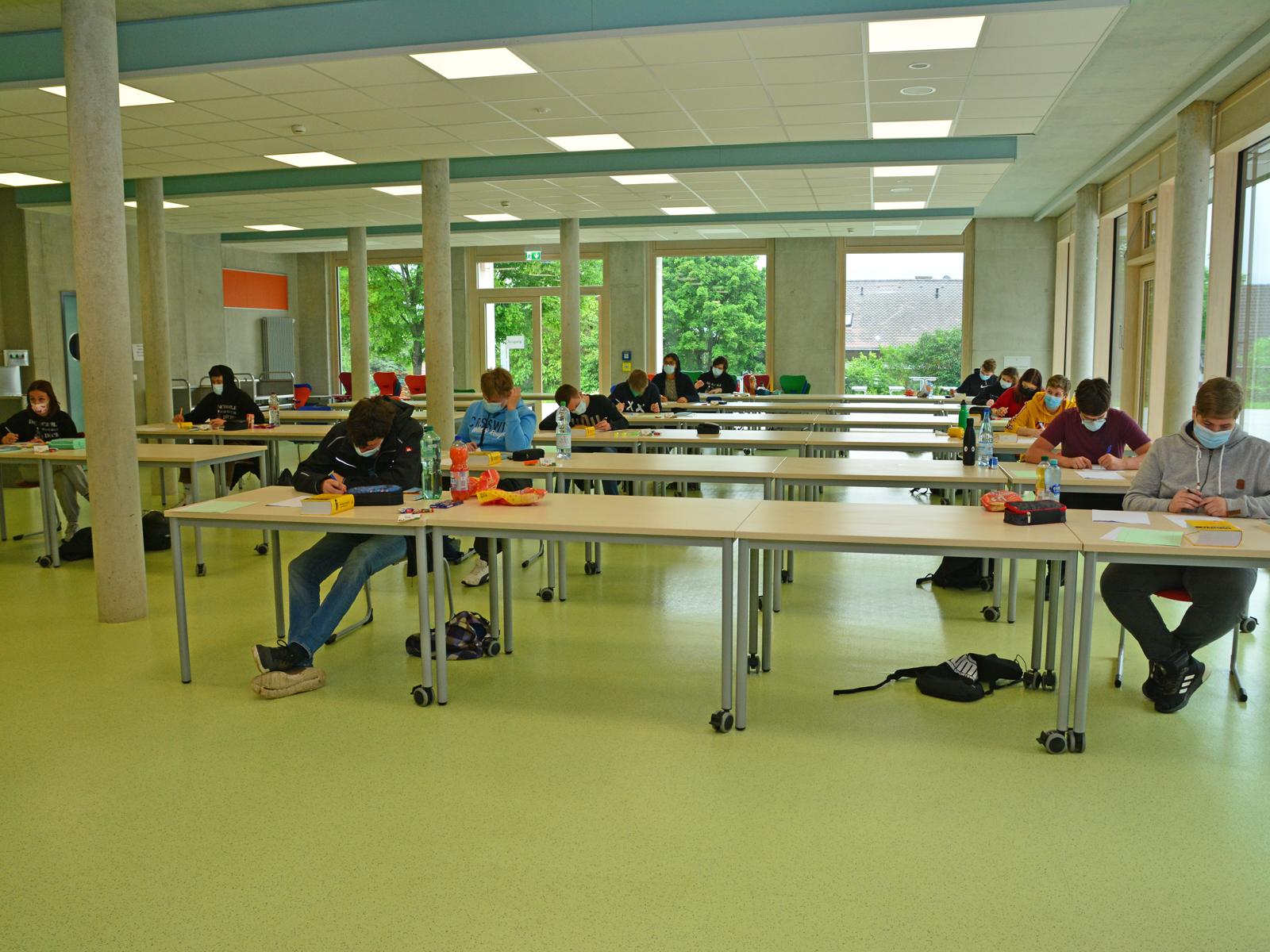 Premiere an der Gemeinschaftsschule 'Unterm Hohenrechberg' Erster ...